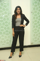 Actress Eesha Looks gorgeous in Blazer and T Shirt at Ami Tumi success meet ~  Exclusive 185.JPG