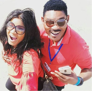 Wow! Omotola's Husband Reveals How He Met And Fell In Love With Her At Age 26 In Church