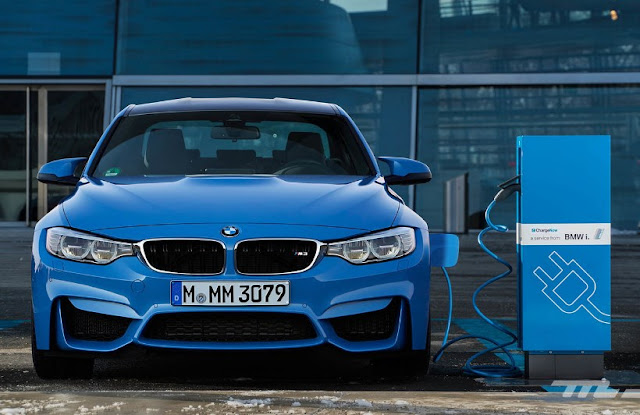 In 2025 BMW will have 25 electric cars