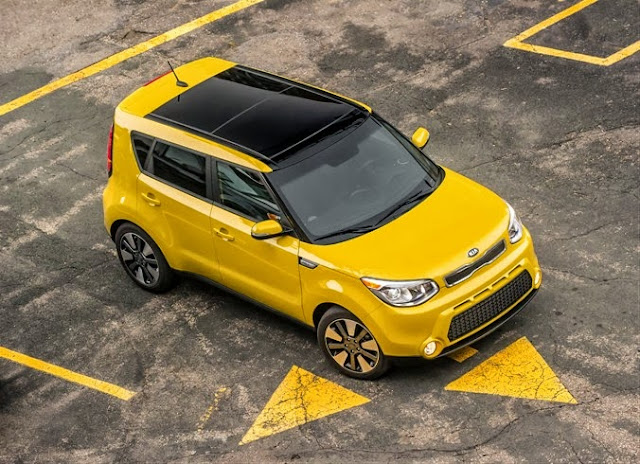 2014 Kia Soul Launch in Minneapolis Minnesota