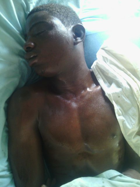 adekunle ajasin student beaten to death