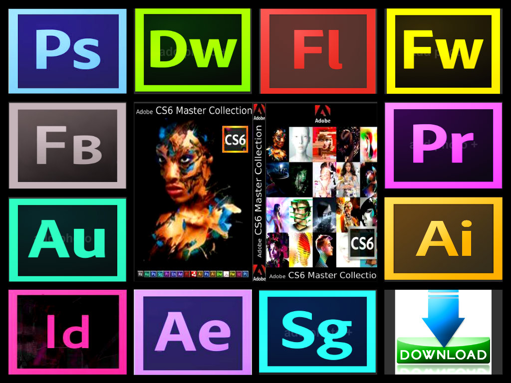 Adobe CS6 Master Collection Software Sales