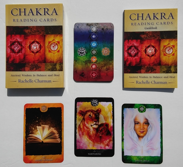 Oracle Deck Review: Chakra Reading Cards - BOHEMIANESS