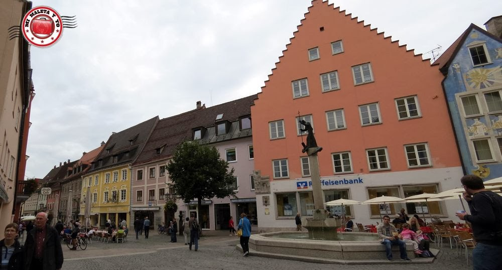 Füssen, Baviera