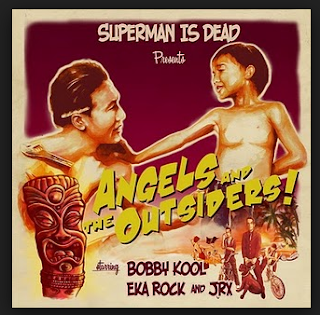 Download Superman is Dead Mp3 Full Album Angels And The Outsider (2009)
