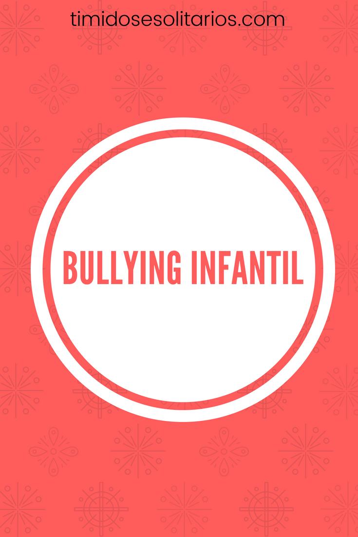 Bullying infantil não pode continuar. Onde estamos errando?