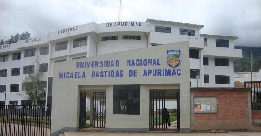 Resultados Simulacro UNAMBA 2018-1 (1 Abril) Simulacro Examen Ordinario - Universidad Nacional Micaela Bastidas de Apurímac - www.unamba.edu.pe