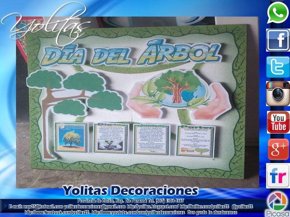 Yolitas Decoraciones Murales Para Centros Educativos En La
