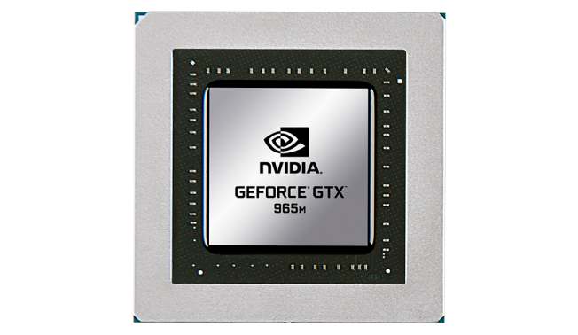 Nvidia GeForce GTX 965M Driver Download