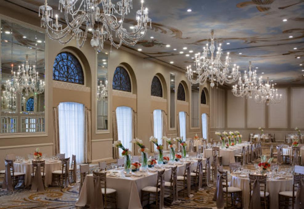 The Adolphus Dallas TX Wedding Venues