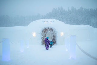 Sorrisniva Igloo Hotel by FriKant Mediedesign