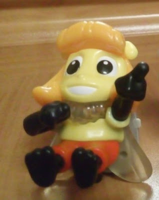 Игрушка королева Пчела Kinder Maxi коллекция фигурок 2018 года