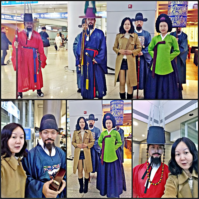 Korea Traditional  Cultural Experience Center Incheon Airport | www.meheartseoul.blogspot.sg
