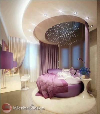 Circular Bedrooms 16