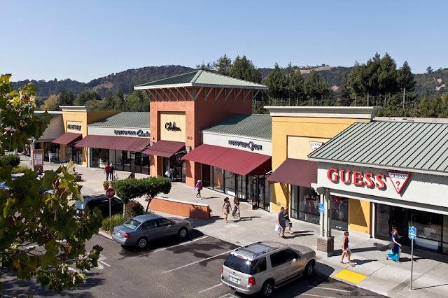 Curtir as compras com criança em Napa Valley