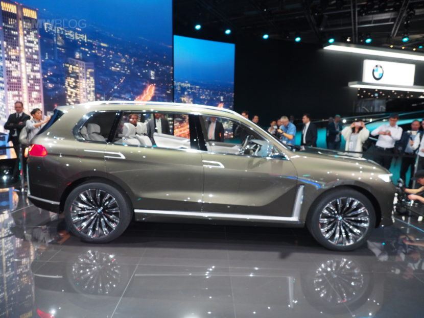 The BMW X7 Is Slated To Be The Brandu0027s Most Rich And Most Costly SUV,  Opening Above Both The X5 And X6. It Ought To Likewise Be The Spic And  Spanu0027s Lead ...