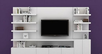 modern TV cabinets for living room catalogue