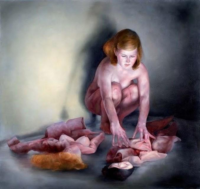 Баланс между вселенной и собой. Simone Haack
