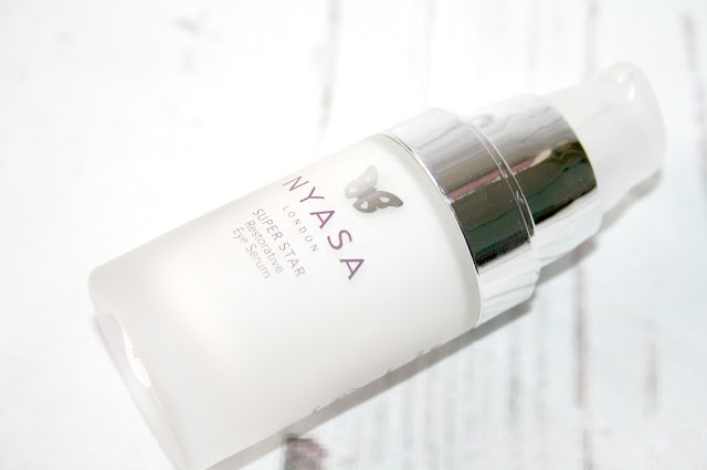 Nyasa Super Star Restorative Eye Serum
