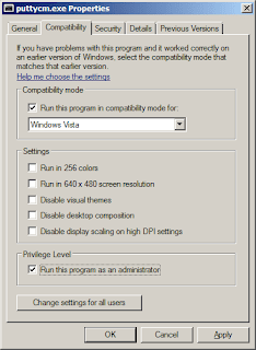 Tabbed Putty with PuttyCM (Windows 7)