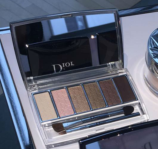 Dior Summer MakeUp Collection Milky Dots Макияж Лето Диор 2016