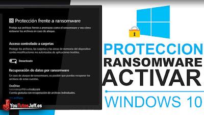 como protegerse de ransomware sin programas