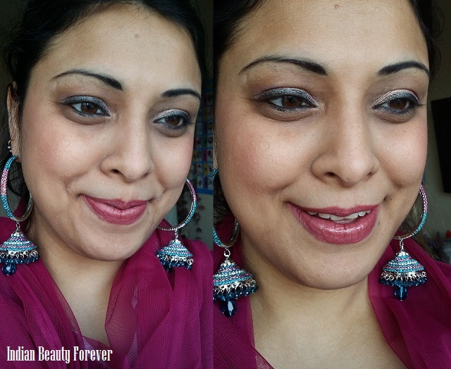 Lakme 9 to 5 Lipstick Pink Bureau Review, swatches , price