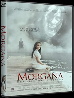 Morgana Una Leyenda De Terror DVDR NTSC Español Latino