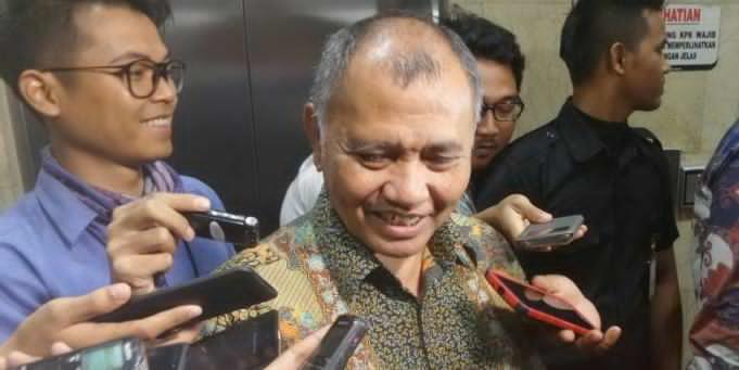 Pansus Sebut Pernyataan Ketua KPK Ingin Rusak Ketatanegaraan