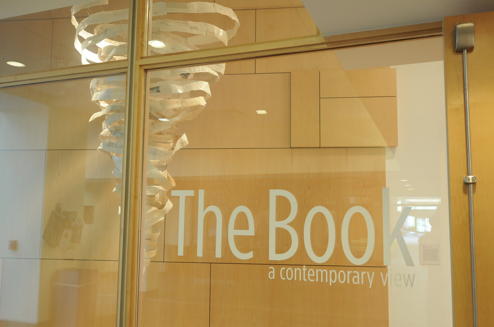 Booking Agents: The Book at Towson University Reviewed by Cara Ober ...