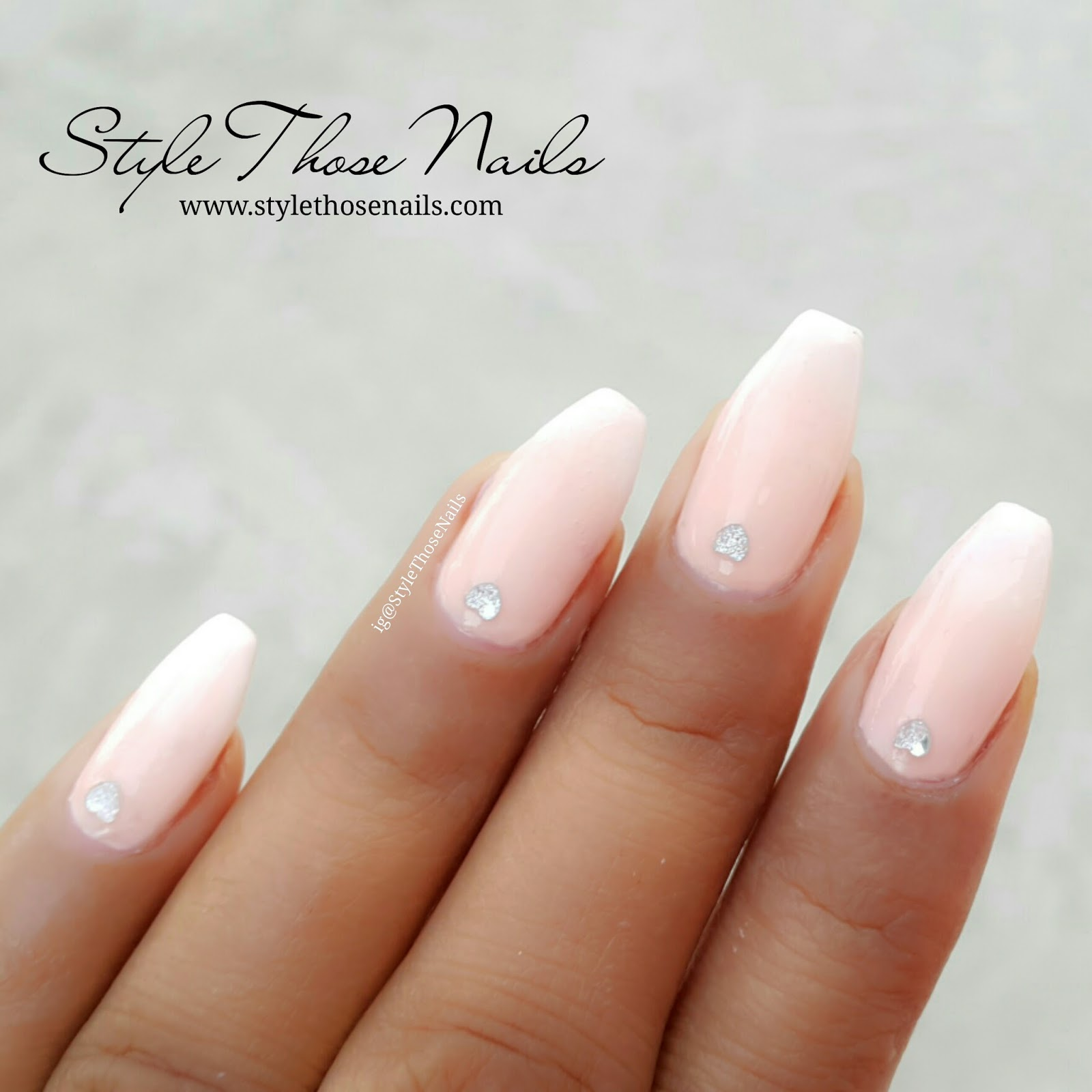 Style Those Nails: french manicure