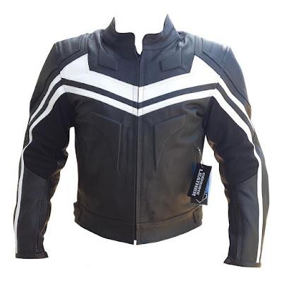 Gambar Jacket Kulit Motor Asli