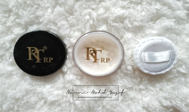 Rosetyara Kosmetik Viral No.1 Malaysia, loose powder, radiance powder