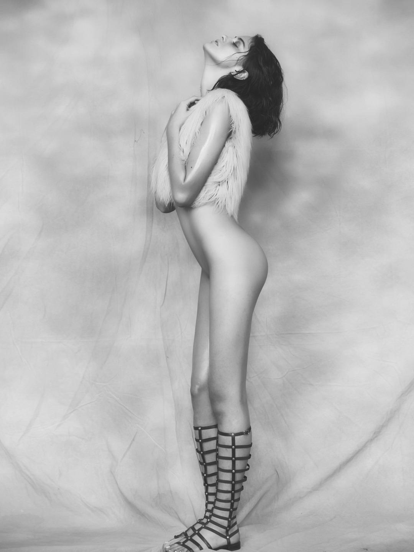 Hanne gaby odiele nude