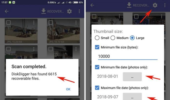 5 Cara Mudah Kembalikan Foto Yang Terhapus Di Android