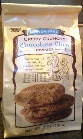 Trader Joe S List Crispy Crunchy Chocolate Chip Cookies