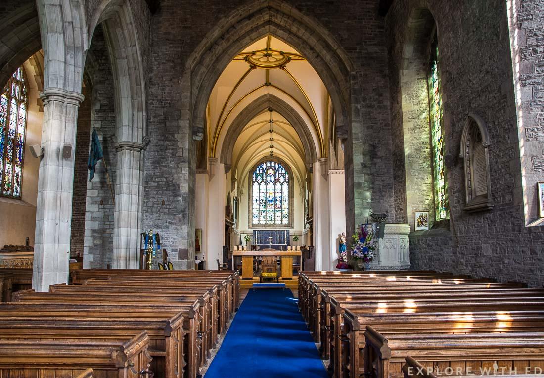 Abergavenny Church