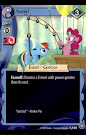 My Little Pony Yoink! The Crystal Games CCG Card