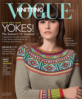 a17cc51772b8 The Knitting Needle and the Damage Done  Vogue Knitting Winter 2017 ...