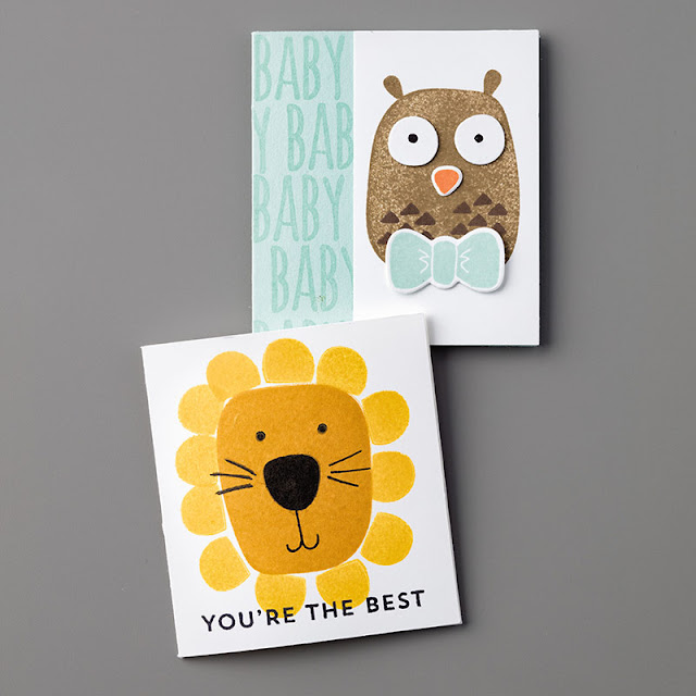 Playful Pals, Stampin' Up!