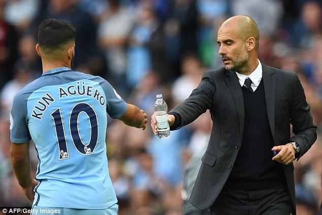Menengok Hubungan Dingin Sergio Aguero dan Pep Guardiola di Manchester City