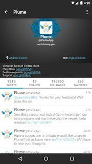 Plume for Twitter v6.28.5 Premium Full APK