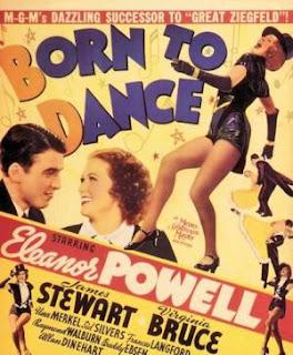 Nacida para la danza (1936) Comedia musical con Eleanor Powell