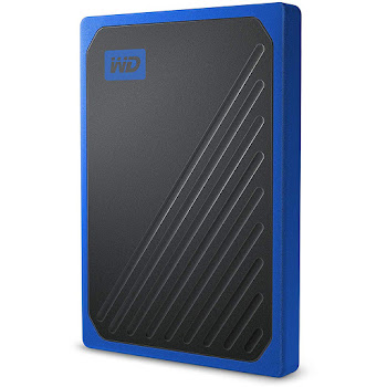WD My Passport Go 2 TB