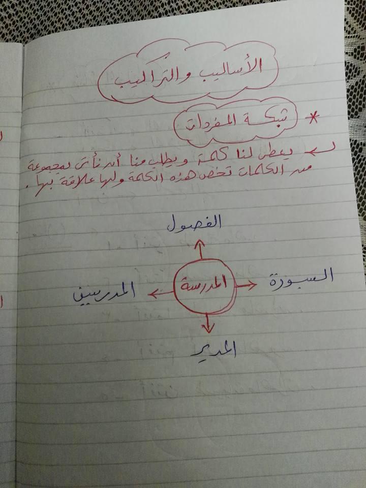 مراجعة القواعد النحوية والتراكيب للصف الثاني والثالث الابتدائي مستر إسلام سمك 8