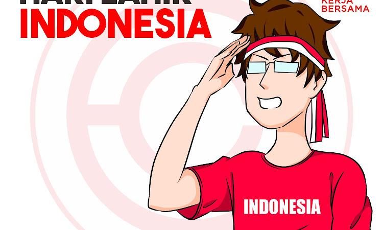 HUT Republik Indonesia Ke-72