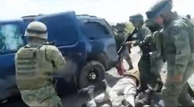 VIDEO; Soldados difunden grabación  de un enfrentamiento contra Sicarios