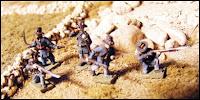 ACW63, Iron Brigade Skirmishers  (USA)