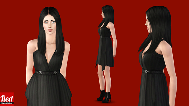 My Sims 3 Poses: Controversy. Model Poses By Delight33