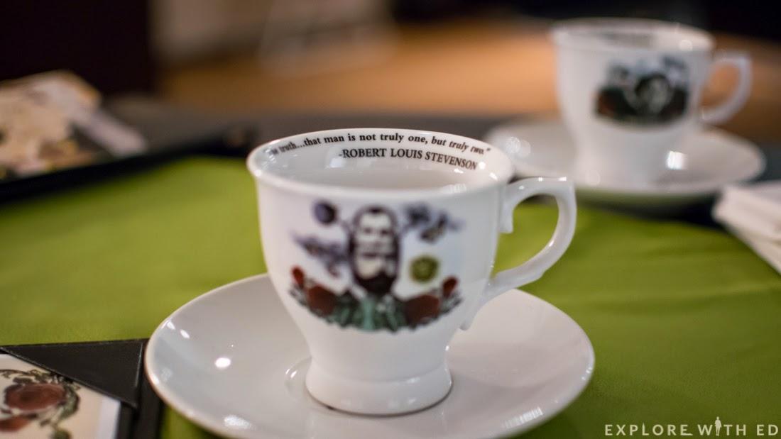 Hendrick's Tea Cup